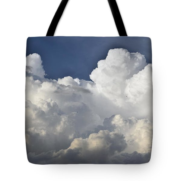 Lubbock Cloud Formation Tote Bag