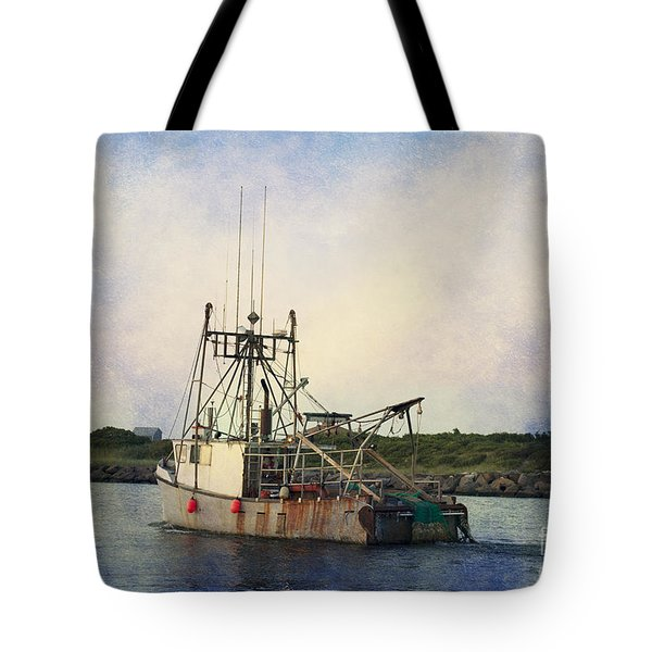 Lucky Catch Tote Bag by A New Focus Photography