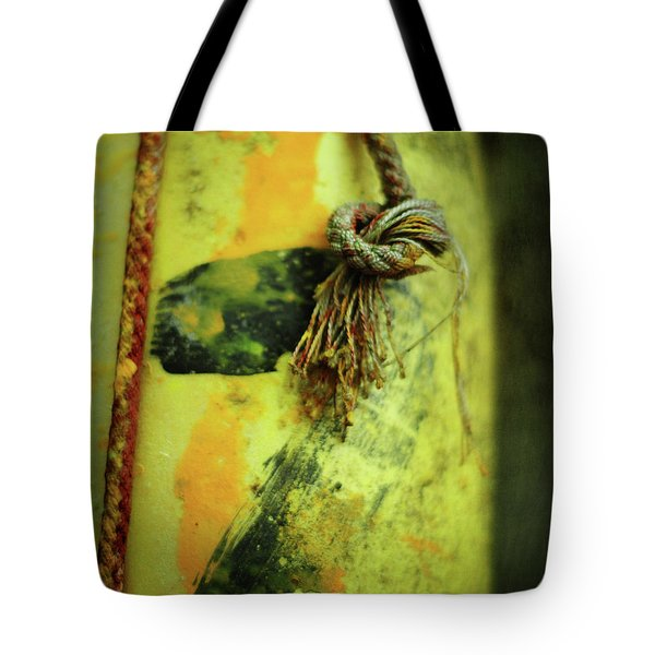 Lucky Number Seven Tote Bag by Rebecca Sherman