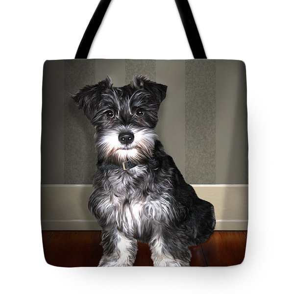 Lucy Lov'd Alot Tote Bag by Tom Schmidt