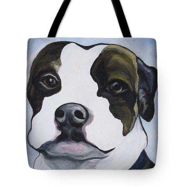 Lugnut Portrait Tote Bag