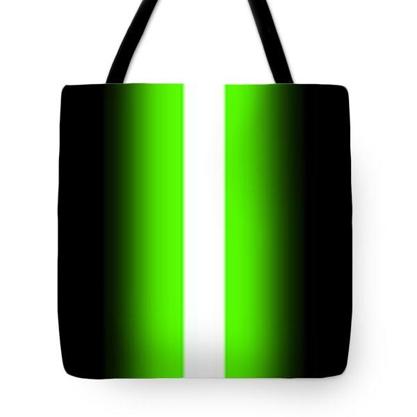 Luke's Lightsaber II Tote Bag