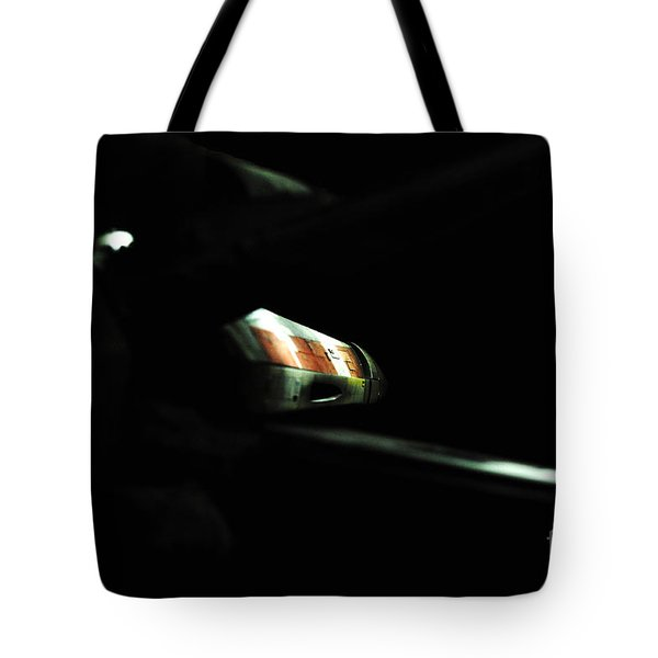 Luke's X Wing Fighter Tote Bag by Micah May