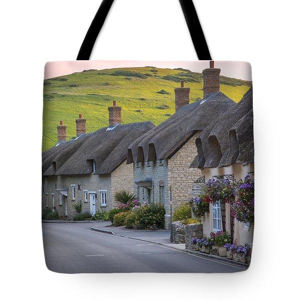 Lulworth Cottages Photograph By Brian Jannsen