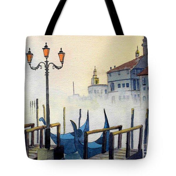 Lumi Di Candelbro Tote Bag