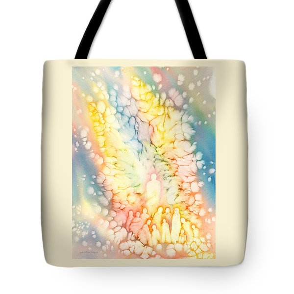 Luminaries Tote Bag