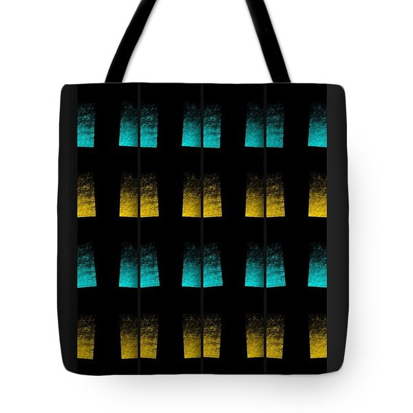 Tote Bag featuring the digital art Luminescence 7a by Darla Wood