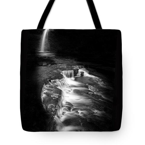 Luminous Waters Vi Tote Bag