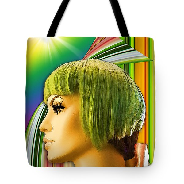 Luna Memories Tote Bag by Chuck Staley
