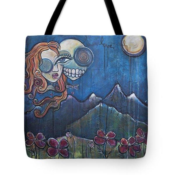 Luna Our Love Eternal Tote Bag