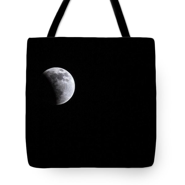 Lunar Night By Denise Dube Tote Bag