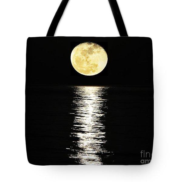 Lunar Lane 03 Tote Bag by Al Powell Photography USA