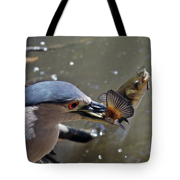 Lunch Is Served Tote Bag