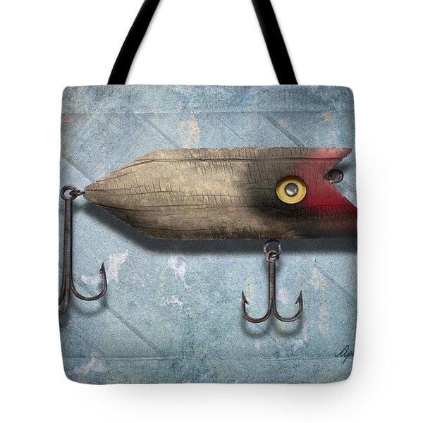 Lure II Tote Bag