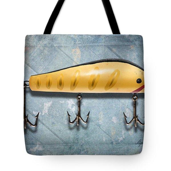 Lure IIi Tote Bag
