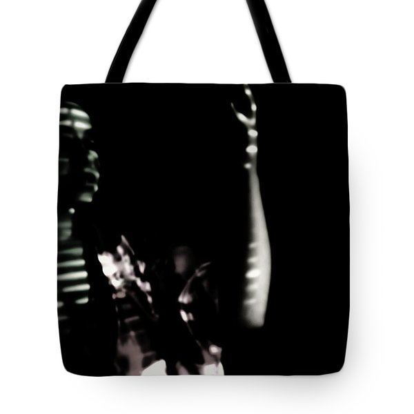Tote Bag featuring the photograph Lurid  by Jessica Shelton