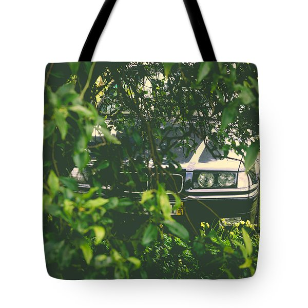 Lurking I Tote Bag by Marco Oliveira