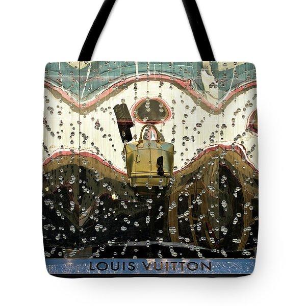 Lv Gold Bag 01 Tote Bag