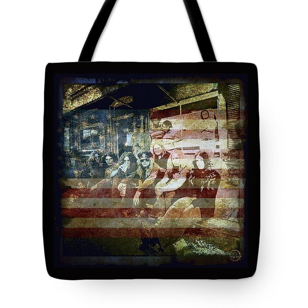 Lynyrd Skynyrd - Simple Man Tote Bag