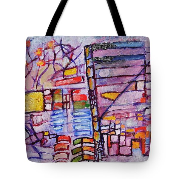 Lysergic Descriptions Tote Bag