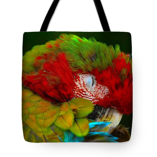Mac-awwww Tote Bag