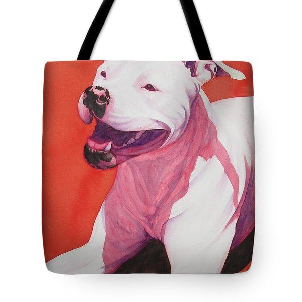 Machappy Tote Bag