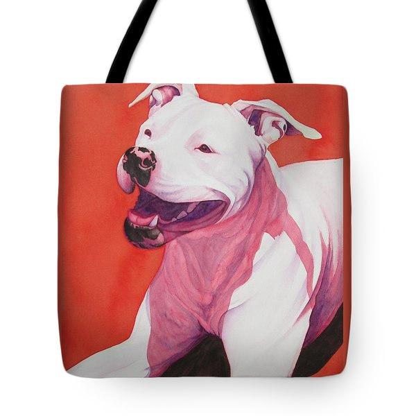 Machappy Tote Bag