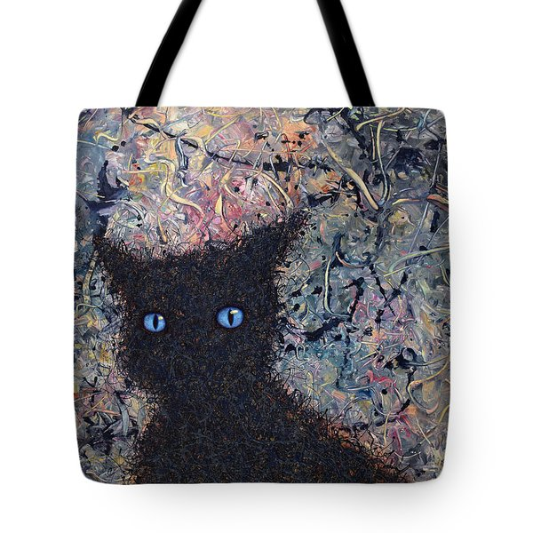 Machka Memory Tote Bag by James W Johnson
