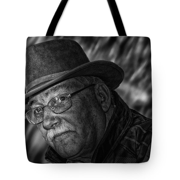 Macho Man Tote Bag