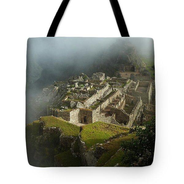 Machu Picchu Peru 2 Tote Bag