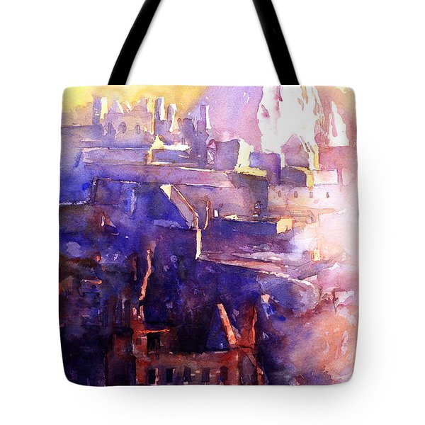 Machu Pichu- Peru Tote Bag by Ryan Fox