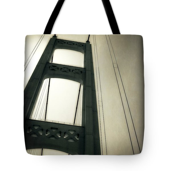 Mackinac Bridge 2.0 Tote Bag