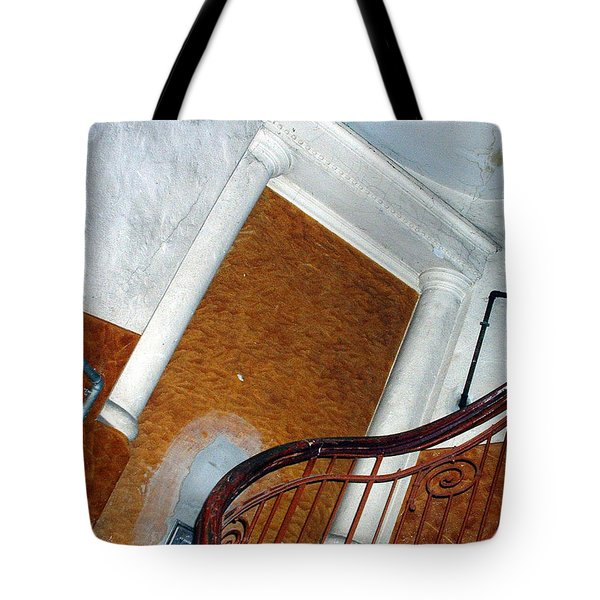 Mad Architecture Tote Bag