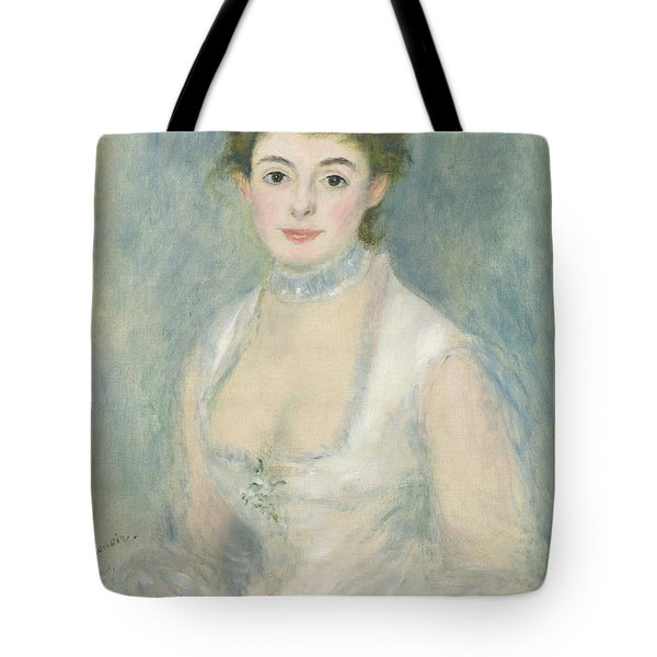 Madame Henriot Tote Bag