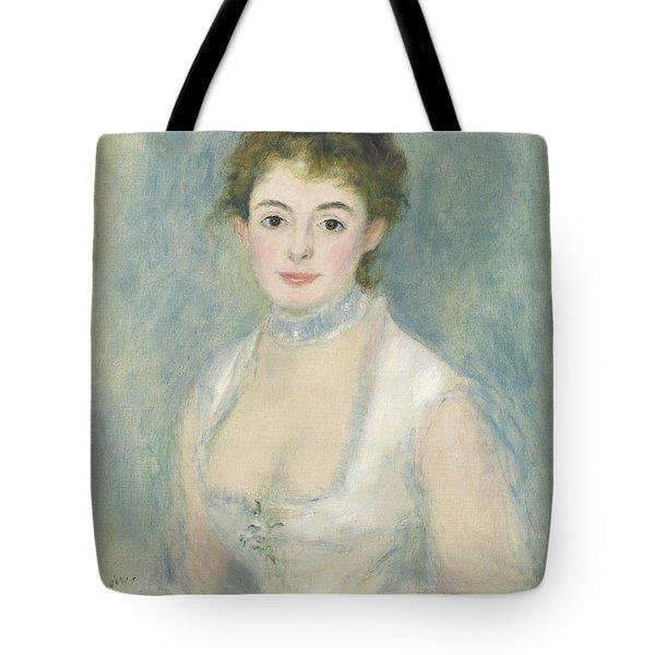 Madame Henriot Tote Bag