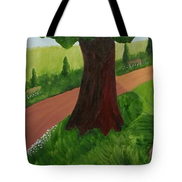 Madame Reading Tote Bag by Mark Minier