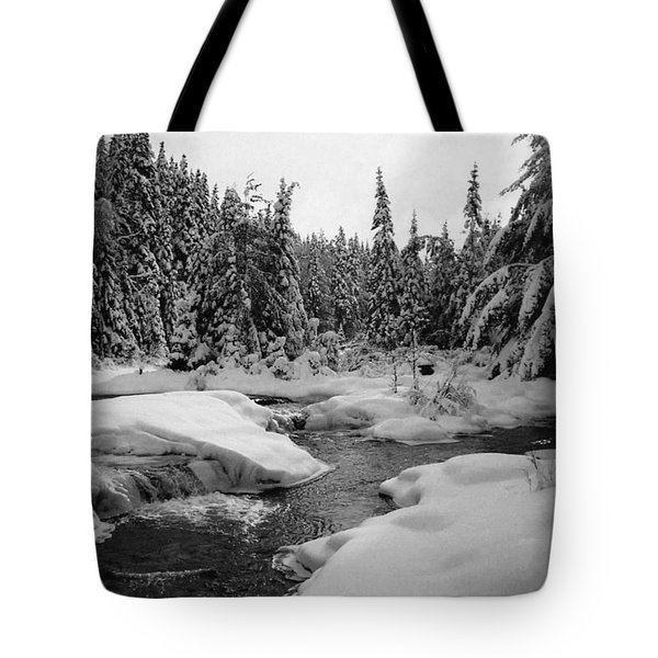 Madawaska River Tote Bag