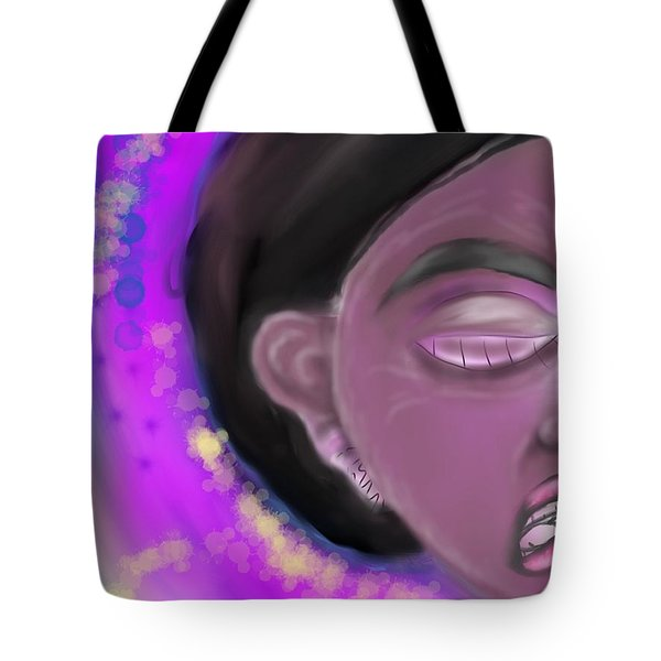 Mad About It Tote Bag