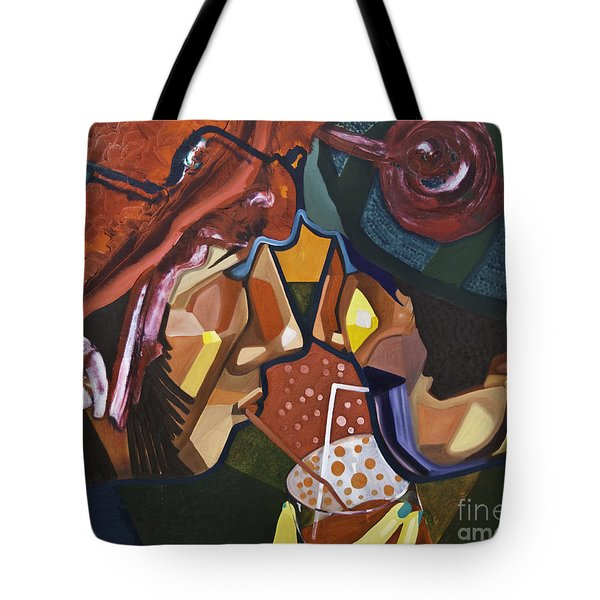 Made For Sharing Tote Bag