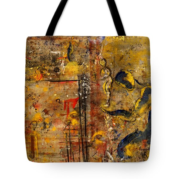Made In The Likeness Of ? Tote Bag