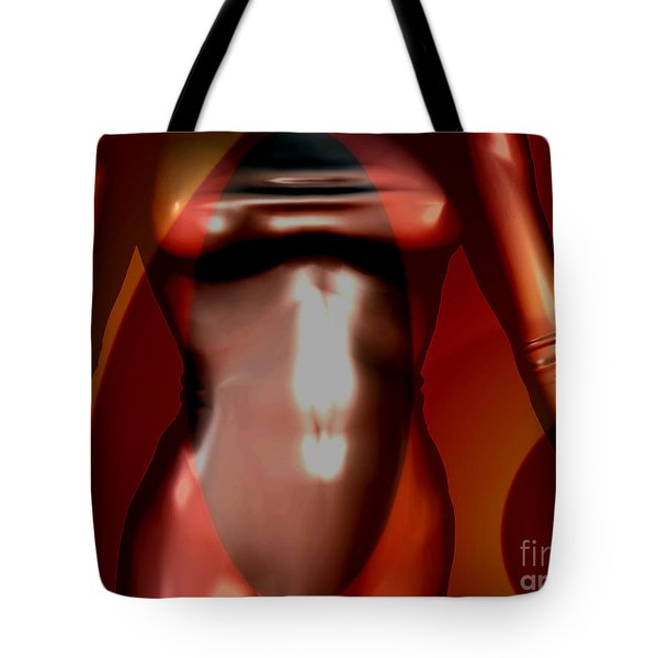 0 -mademoiselle Contenu Chocolate  Tote Bag