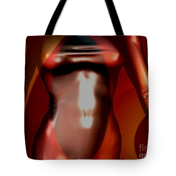 0 -mademoiselle Contenu Chocolate  Tote Bag