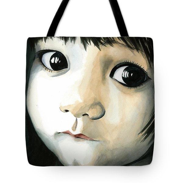 Madi's Eyes Tote Bag