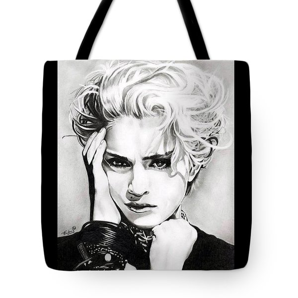 Madonna Tote Bag by Fred Larucci