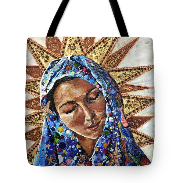 Madonna Of The Dispossessed Tote Bag