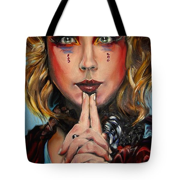 Mae West Tote Bag