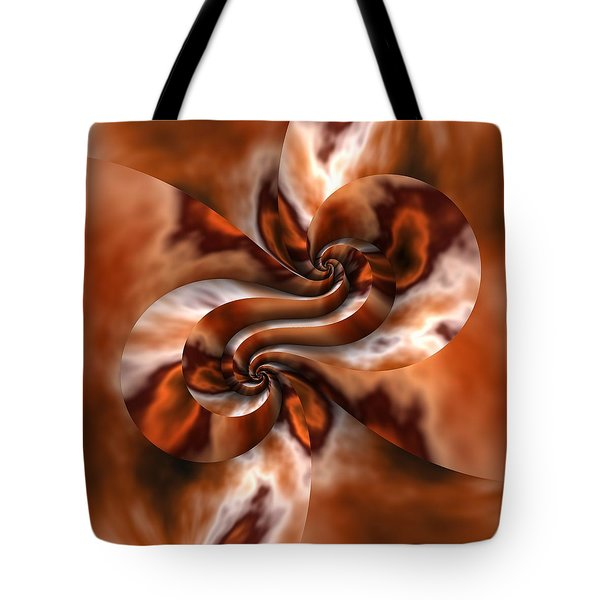 Maelstrom Tote Bag by Lyle Hatch