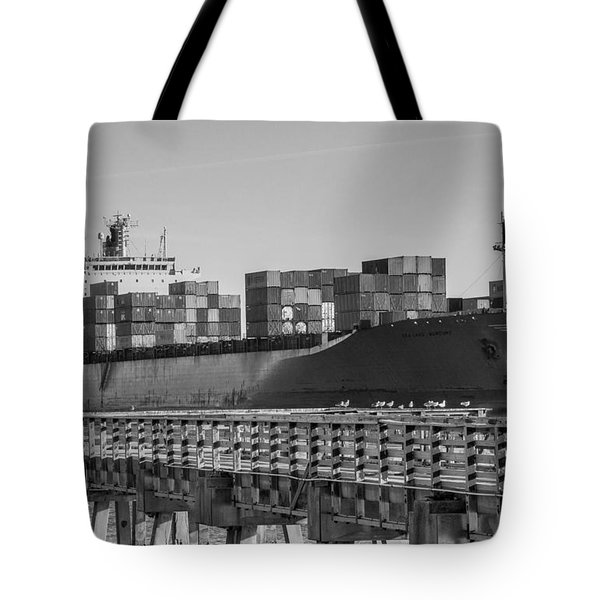 Maersk Shipping Line Tote Bag