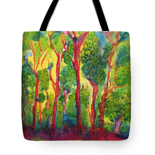 Appreciation Tote Bag by Susan D Moody