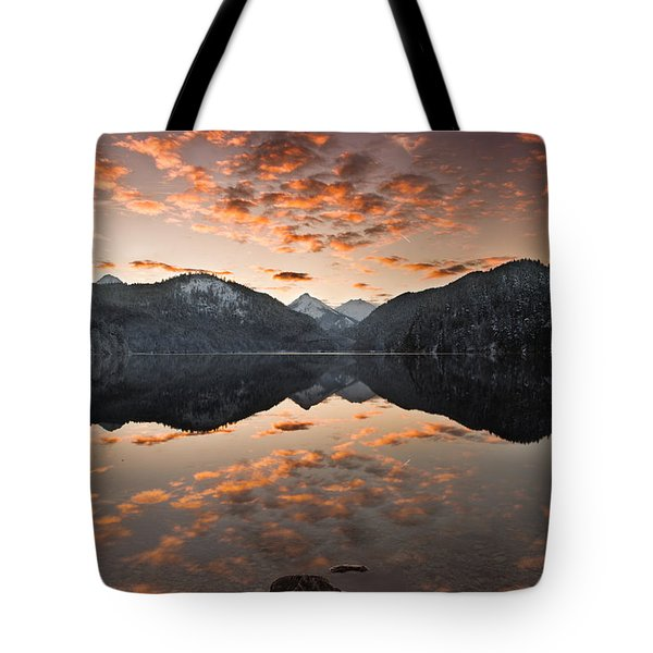 Magestic Tote Bag by Jorge Maia